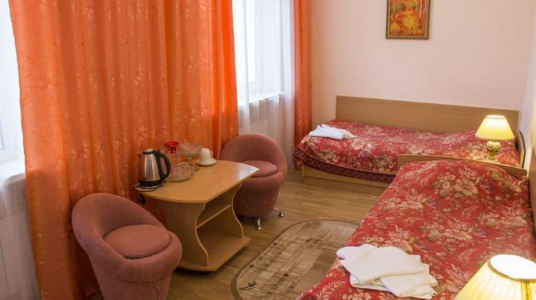 2 местный, 1 комнатный, Стандарт Double Twin.jpg